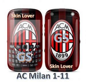 AC Milan 1-11