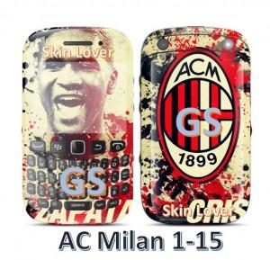 AC Milan 1-15