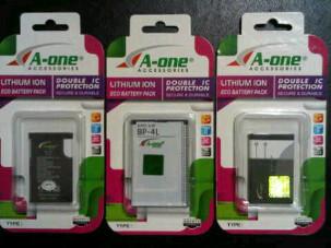 Grosir baterai A one