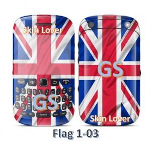 Stiker hp bendera england