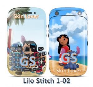 Skin lilo stitch
