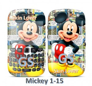 Mickey Mouse 1-15