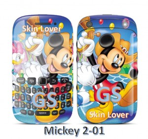 Mickey Mouse 2-01