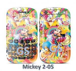 Mickey Mouse 2-05