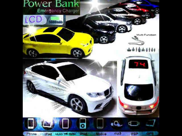 Powerbank disney 8600 mah