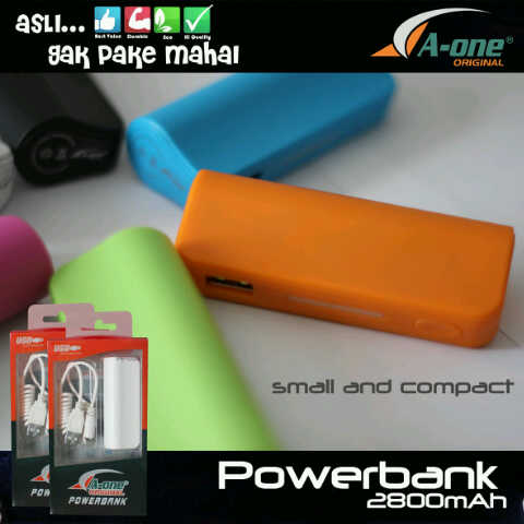 Grosir Powerbank A one