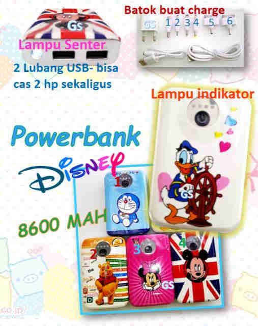 Powerbank Mobil