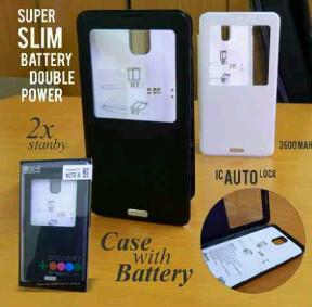 Baterai note 3 dan S4 berkualitas