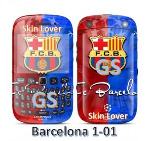 Stiker bb Barca
