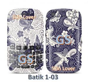 Skin BB batik