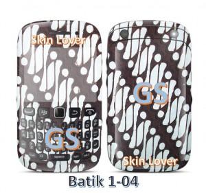 Skin bb motif batik