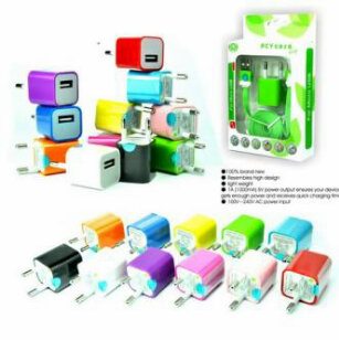 Supplier Charger USB Rainbow