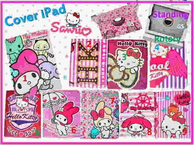 Distributor Sarung iPad hello kitty