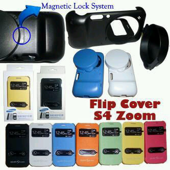 Flip Cover double View S4 zoom