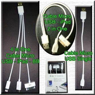 kabel connector powerbank