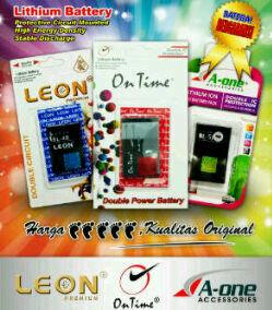 IMPORTIR Baterai Ontime, baterai Leon, baterai A One JAKARTA MURAH