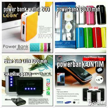 grosir besar Powerbank