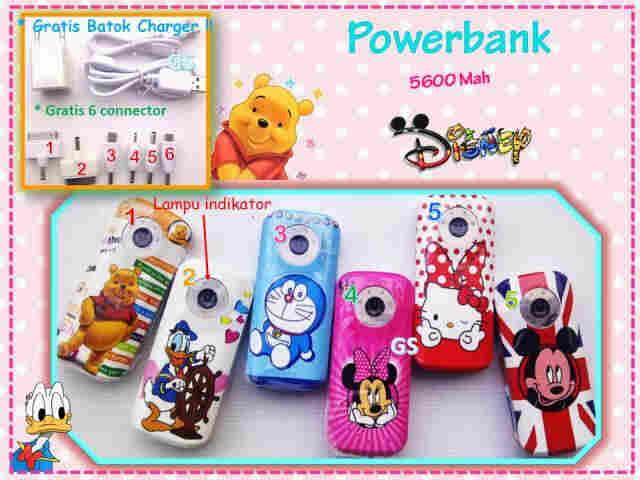 Powerbank disney