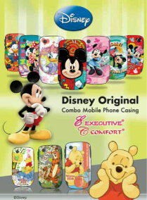 Soft case Disney