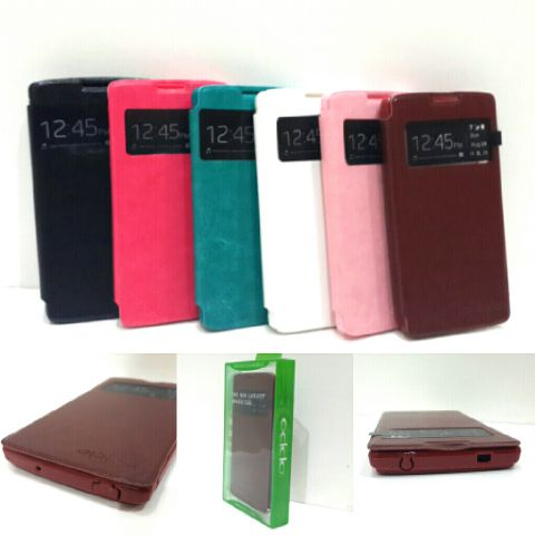 Flipcover sView Samsung S5 kulit(mdl Note3).