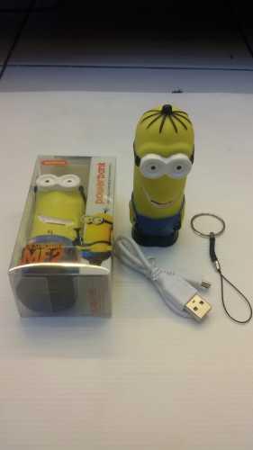 Powerbank murah minion