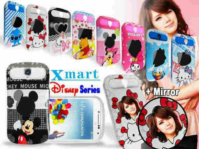 Distributor Terlengkap Case Hp Disney Series With Mirror