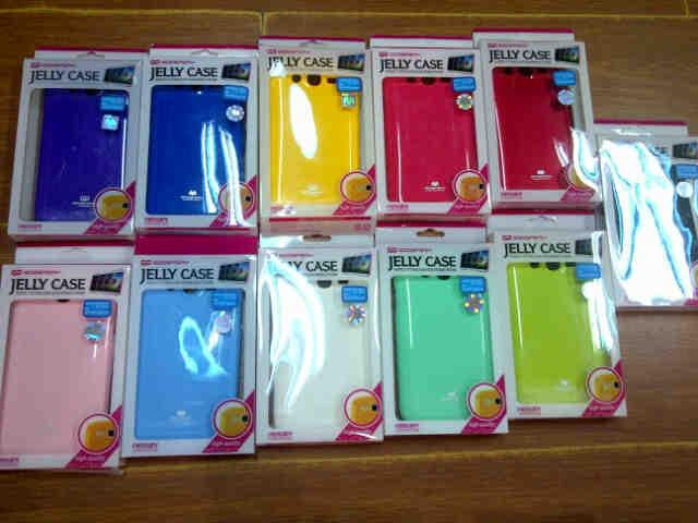 Distributor Terlengkap dan Terbesar Jelly Case Berkualitas