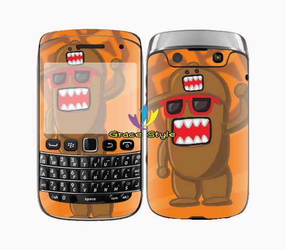 Stiker Blackberry Domo