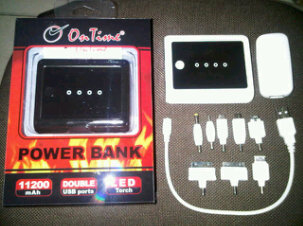 Power Bank Handphone