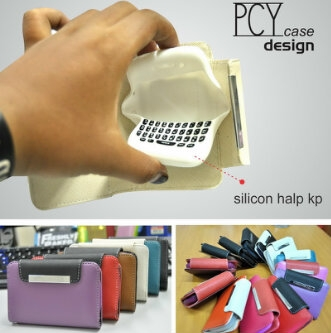 BOOK WALLET SILICON HALFKEYPAD
