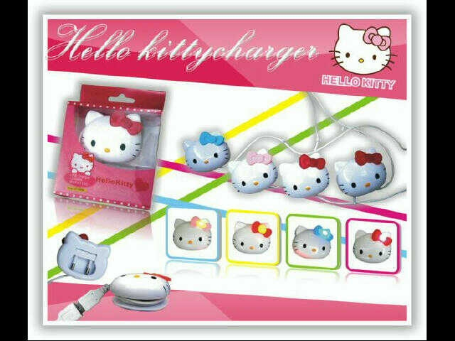 CharGer BB hello kitty