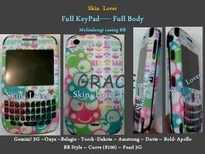 Skin Blackberry  Keroppi