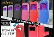 Grosir Flip Cover Ziger Mosaic Book Lengkap dan Murah
