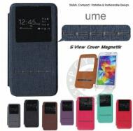 Flip shell ume view magnetic scroll