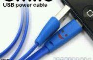 Distributor New Kabel Powerbank Smile Nyala Murah