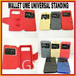 Grosir Wallet Ume Standing Universal Murah Jakarta