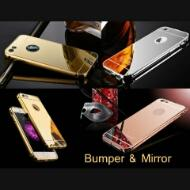 Grosir Case HP Bumper Slot Mirror Murah