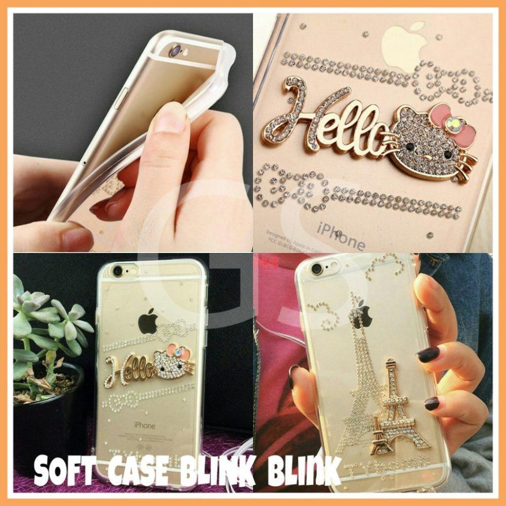 Distributor Soft Case Glitter Sand Gambar Termurah