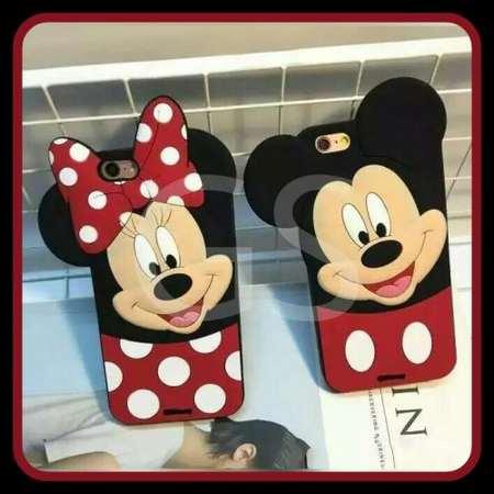 Silicon mickey mouse