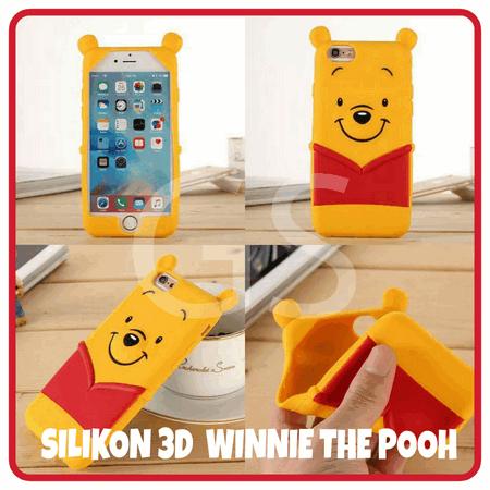 Distributor Silikon Boneka Winnie The Pooh Iphone