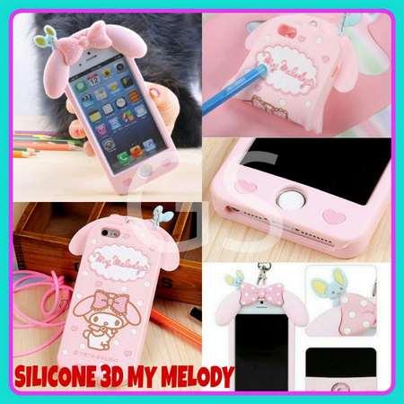 Grosir Murah Silikon 3D My Melody