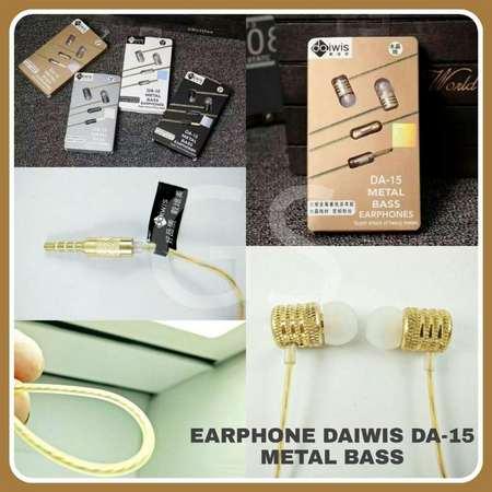 Distributor earphone