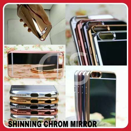 Distributor Case Silikon Mirror Murah