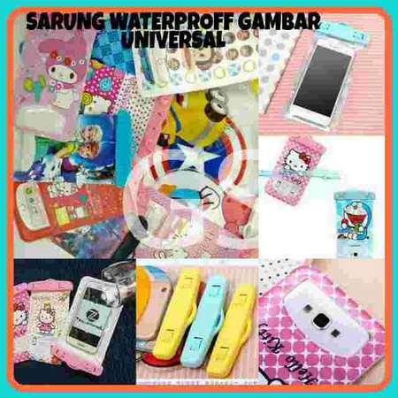 Distributor Sarung Waterproff Gambar Terlengkap