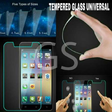 DISTRIBUTOR TEMPERED GLASS UNIVERSAL TERMURAH