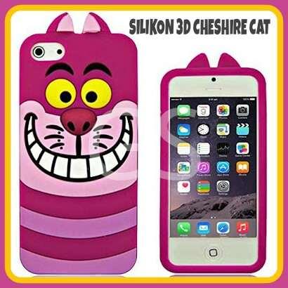 Distributor Terlengkap dan Murah Case Silikon Hp Cheshire Cat