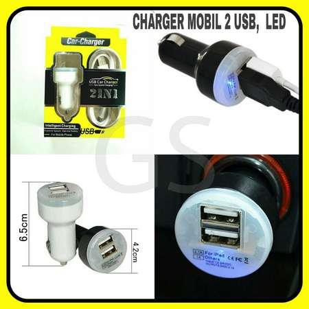 Distributor charger