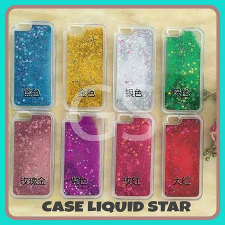 Distributor Case Water Glitter