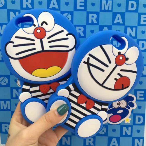 Grosir Silikon 3D Doraemon