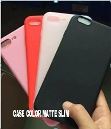Distributor Termurah Case Black Matte Slim